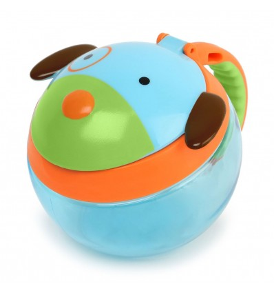 Zoo Snack Cup Dog