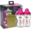 TT CTN 2x 340ML Dec PP Bottle