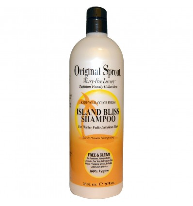Original Sprout: Island Bliss Shampoo
