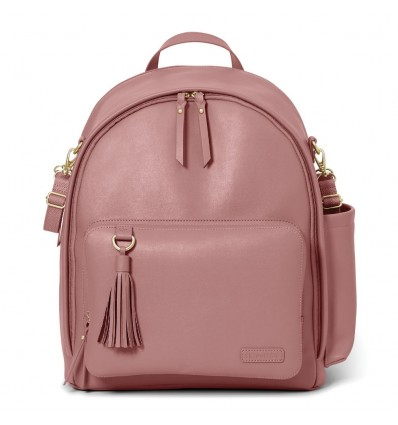 Greenwich Backpack Dusty Rose