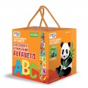Sassi Juniors - Eco-Blocks My First Alphabet