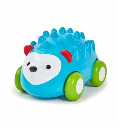 Explore & More Pull & Go Car Hedgehog