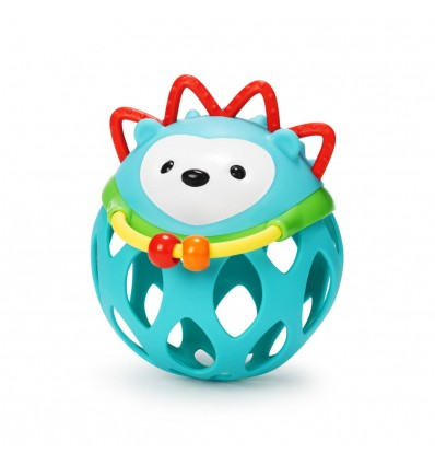 Explore & More Roll Around Rattle Hedgehog