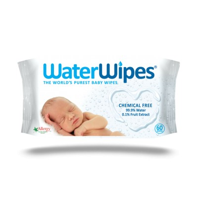 Waterwipes 60x Individual Pack
