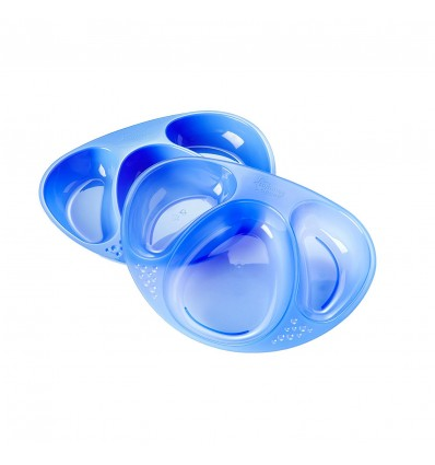Tommee Tippee Explora Section Plates X 2