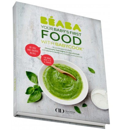 Beaba Babycook Book My First Meal