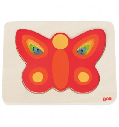 Puzzle Butterfly II