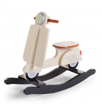 Childhome: Rocking Scooter & Car