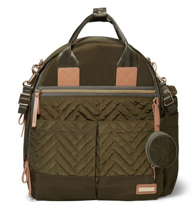 Suite Diaper Backpack Olive