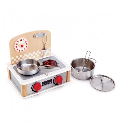 2 in 1 Kitchen & Grill Set